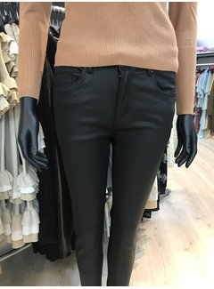 Destination Leather Look Pants