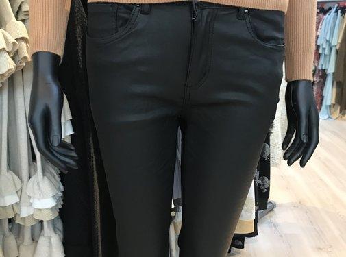 Destination Leather Look Pants