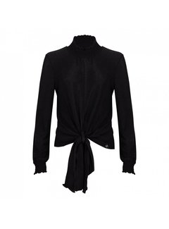 Jacky Luxury Top Smock Black