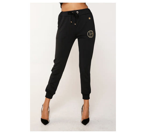 Delousion Trouser Vie Black