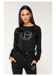 Delousion Sweater Nora Black