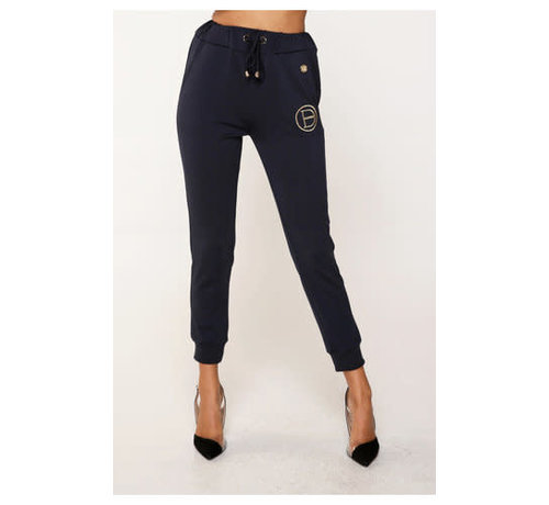 Delousion Trouser Vie Blue