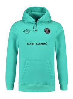 Black Bananas The F.C. Basic Hoody Aqua