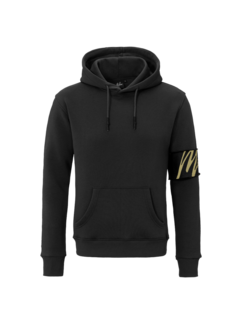 Malelions Hoodie Captain Black Gold