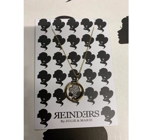 Reinders Reinders Coin Necklace