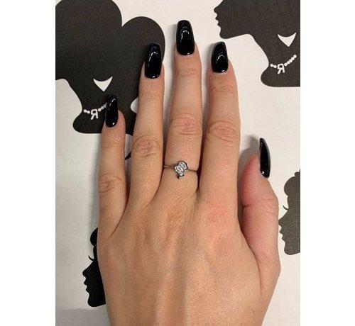 Reinders Head Logo Ring