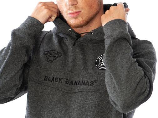 Black Bananas Anorak Tracksuit Grey