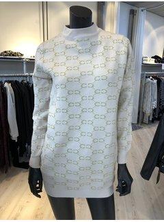 New Design Sweater Beige