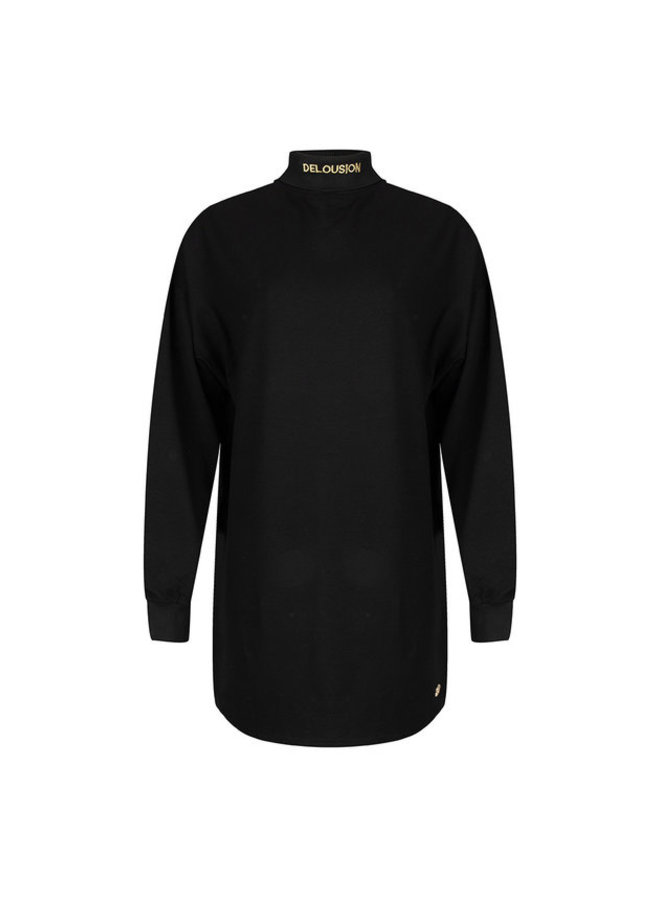 Delousion Sweater Olivier Wit | Eddy's Eindhoven