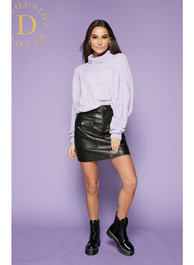 Sweater Limaa Purple