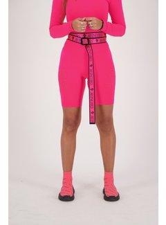 Reinders Sport legging Pink Neon