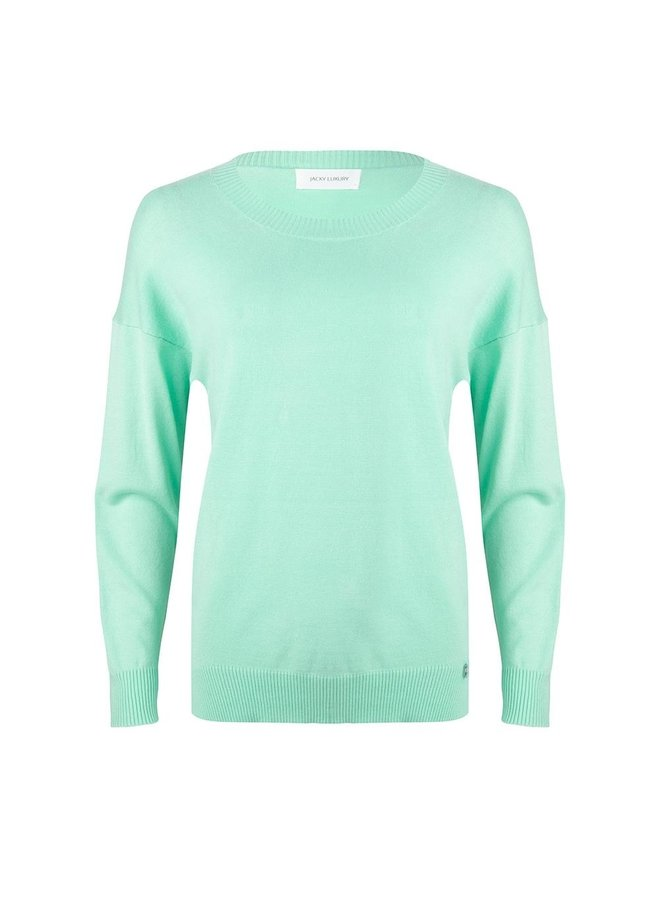 Pullover Neon Mint