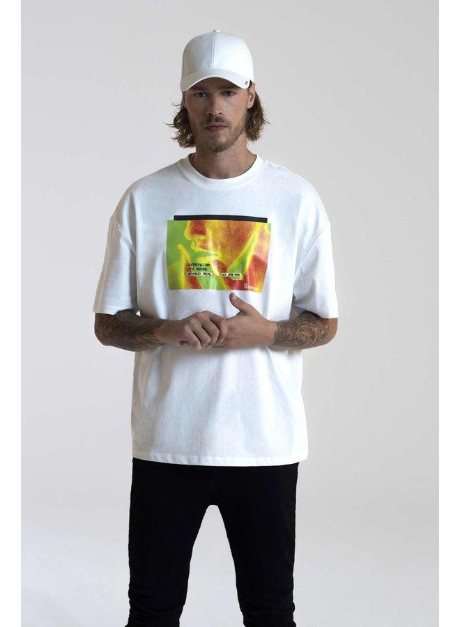 Fantasy Boxy T-shirt Off White