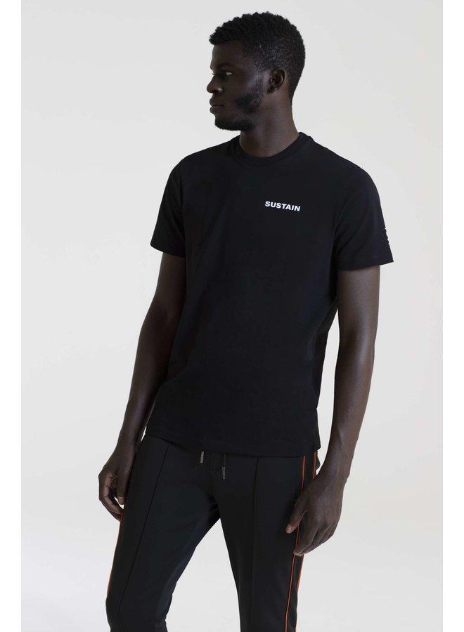 Logo Regular T-Shirt Black