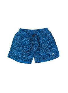 AH6 Swimshort Blue Panter