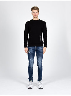 Xplct Steve Sweater Black