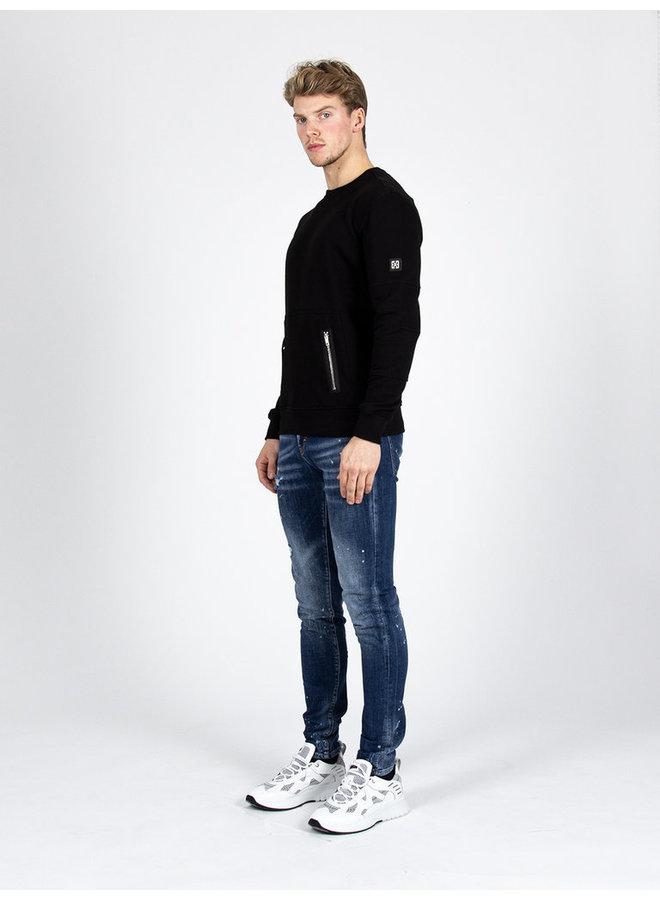 Steve Sweater Black