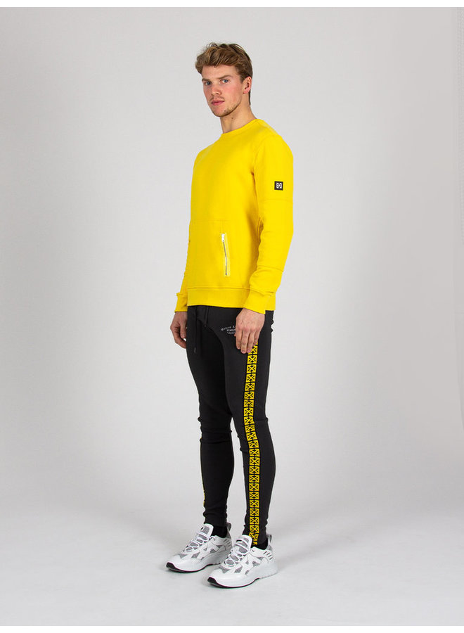 Steve Sweater Yellow