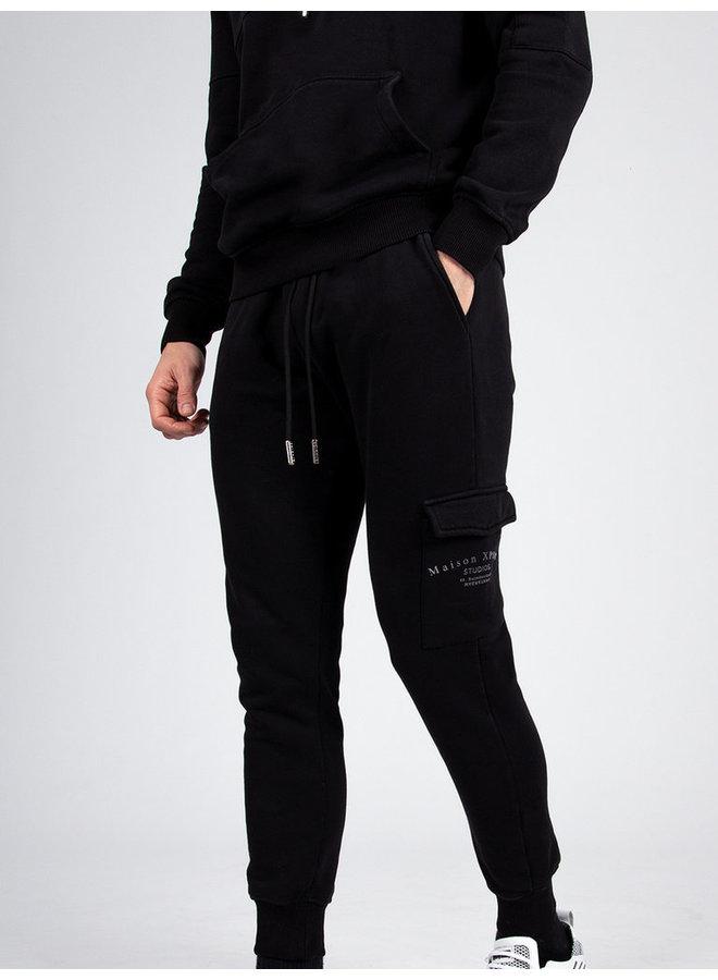 Studio Pants Black