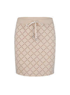 Jacky Luxury Skirt all over print