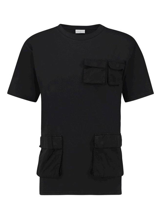 UTILITY T-SHIRT BLACK