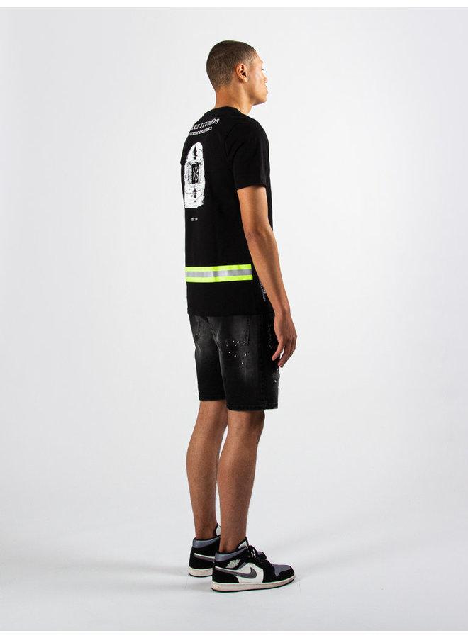 Mars Shorts Black