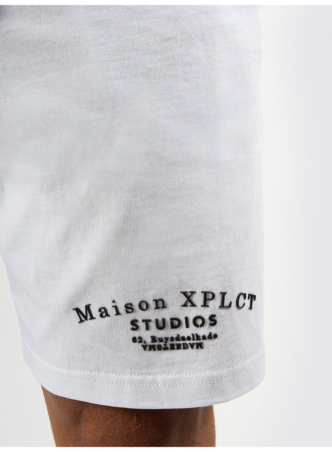 Creator Shorts White