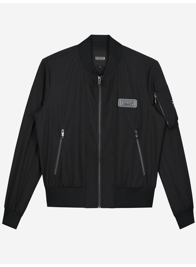Cyber Bomber Jacket