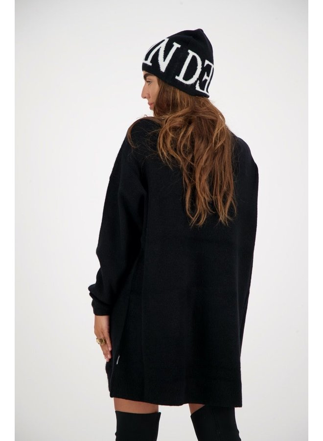 Wool Hat True Black