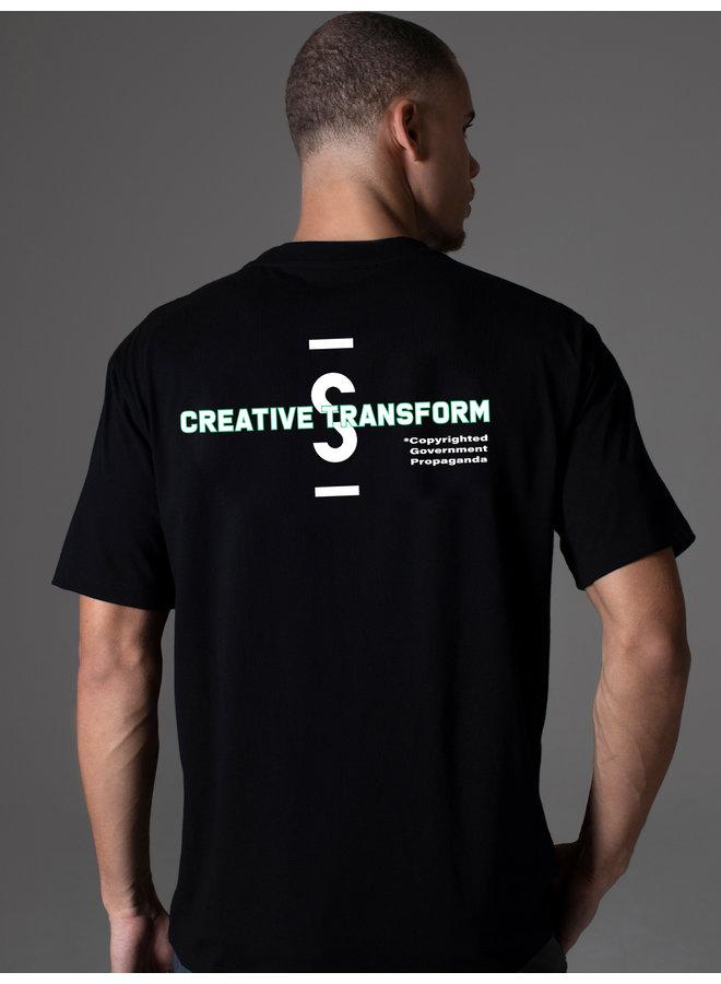 Broken Logo Boxy T-shirt