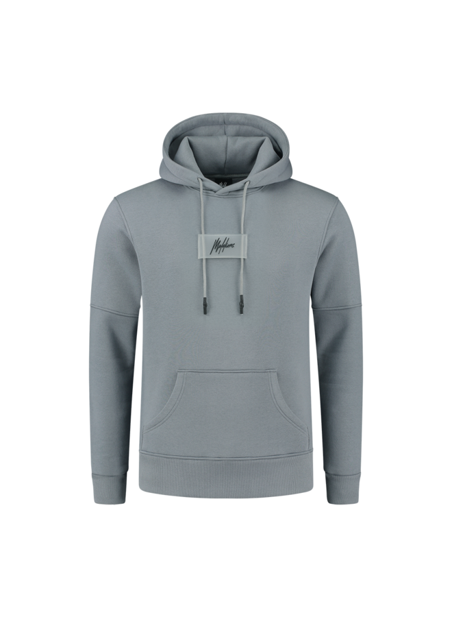 Hoodie Insert Label Grey