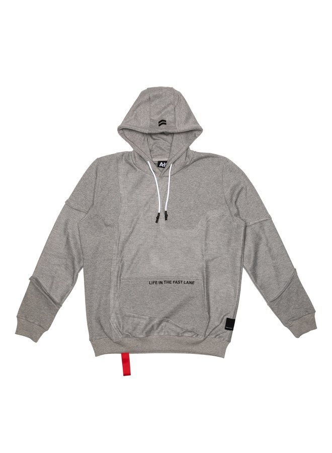 Inside Out Hood Grey