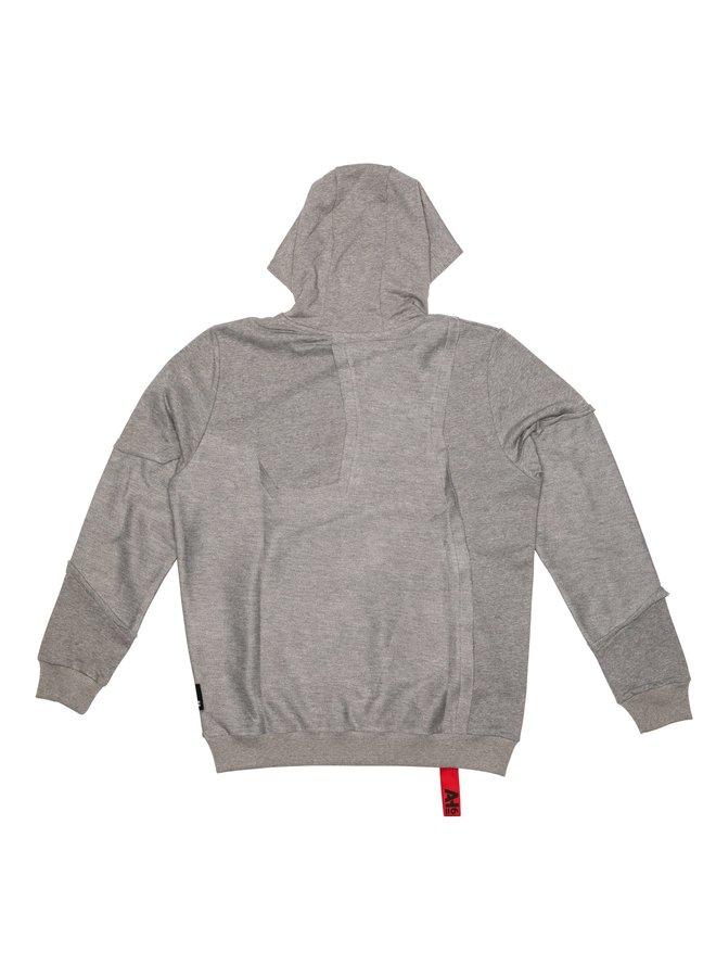Inside Out Hood Grey