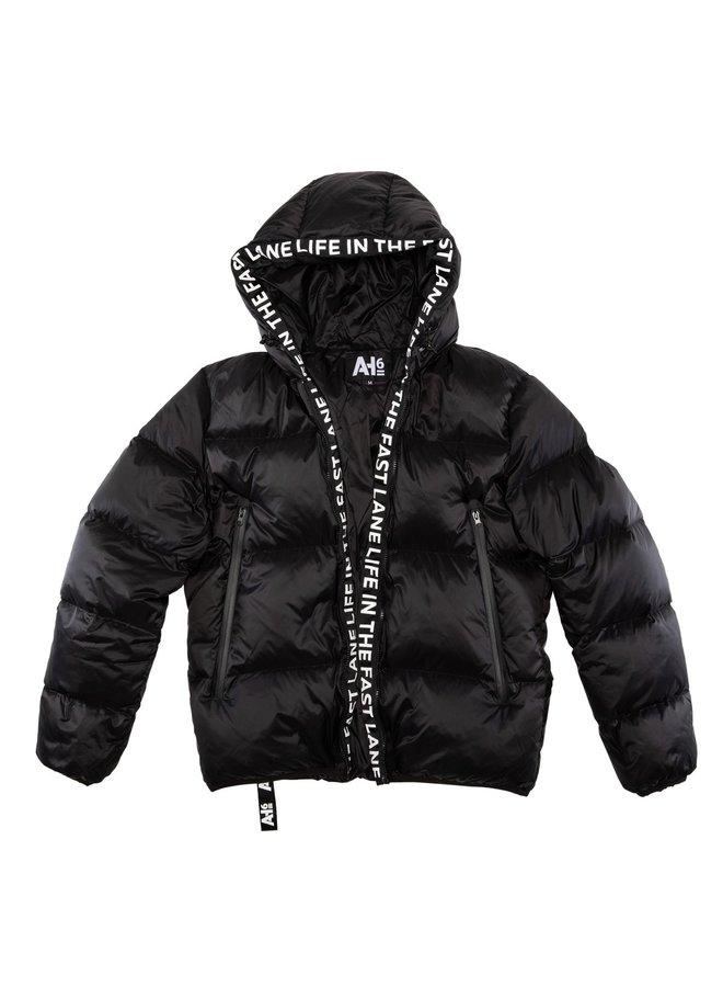 Down Jacket Black