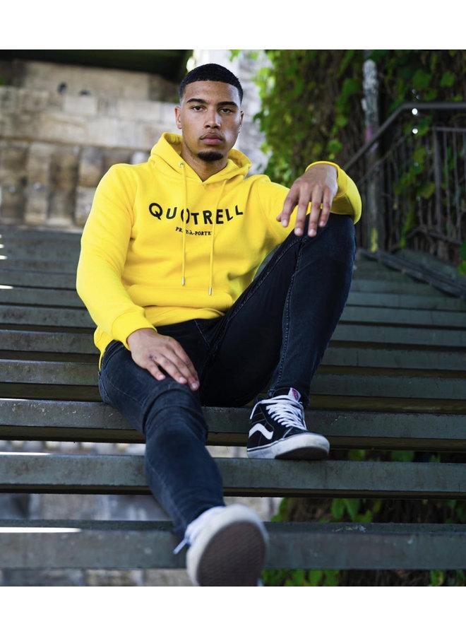 Basic Hoodie Yellow
