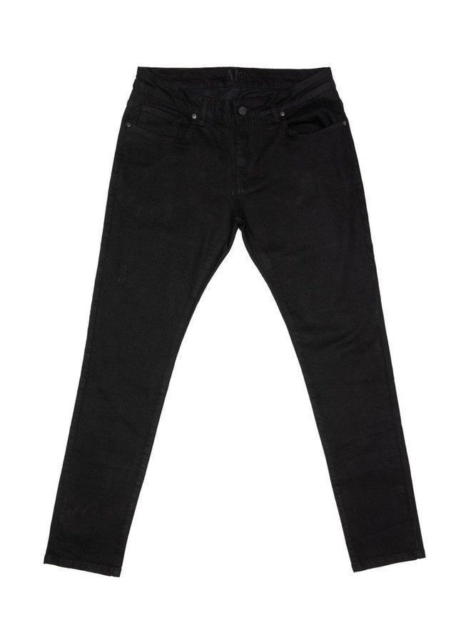 Denim Pants Black