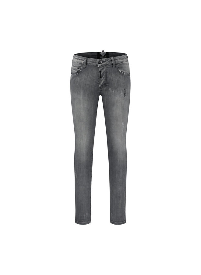 Grey Washed 001 Jeans