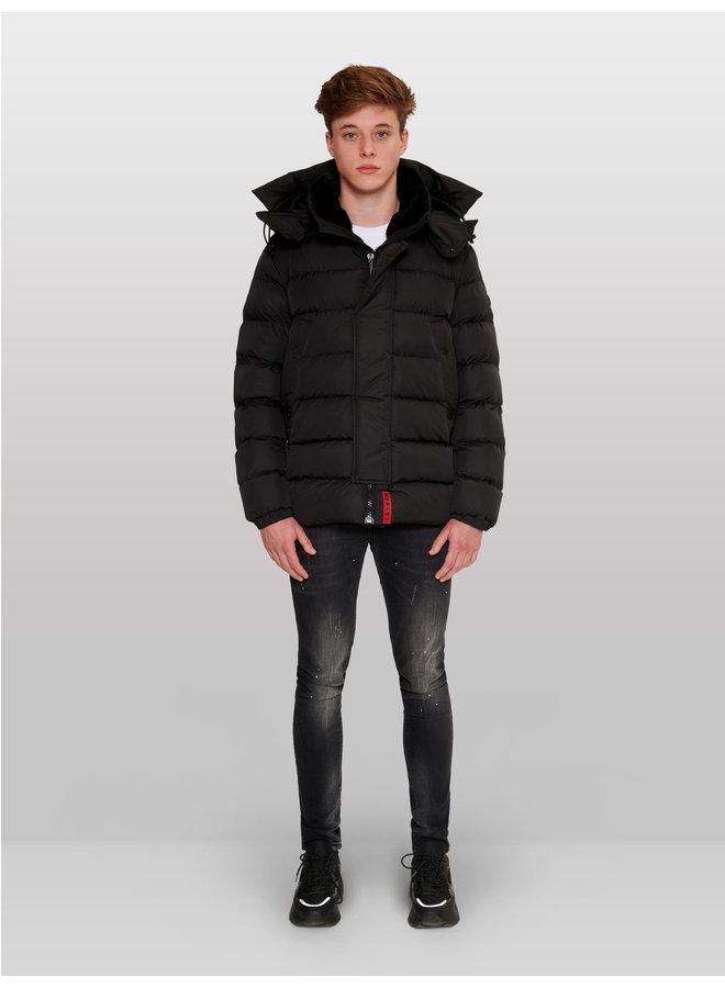 Copenhagen Coat Black