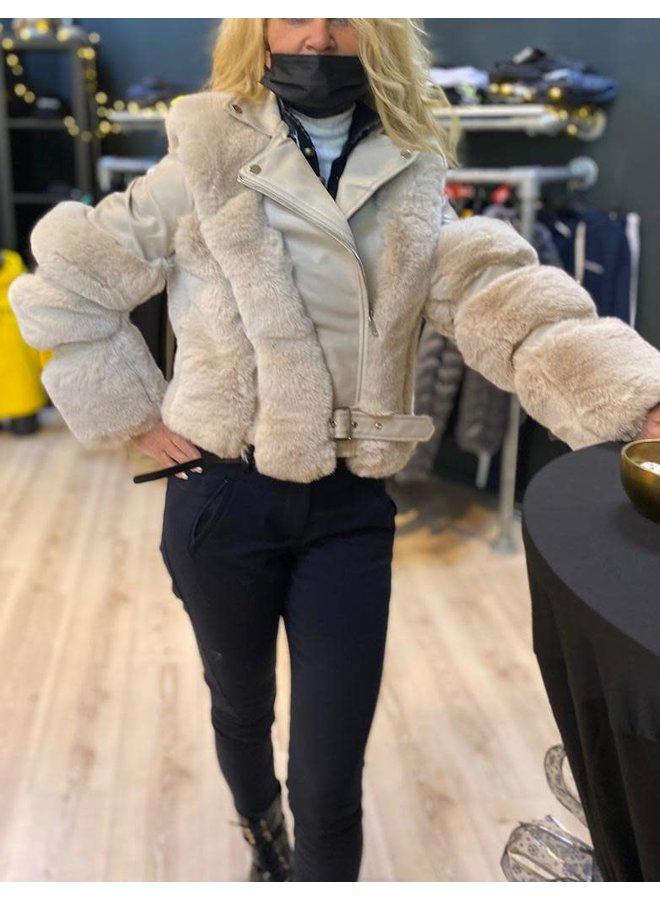 Jacket Bont Beige