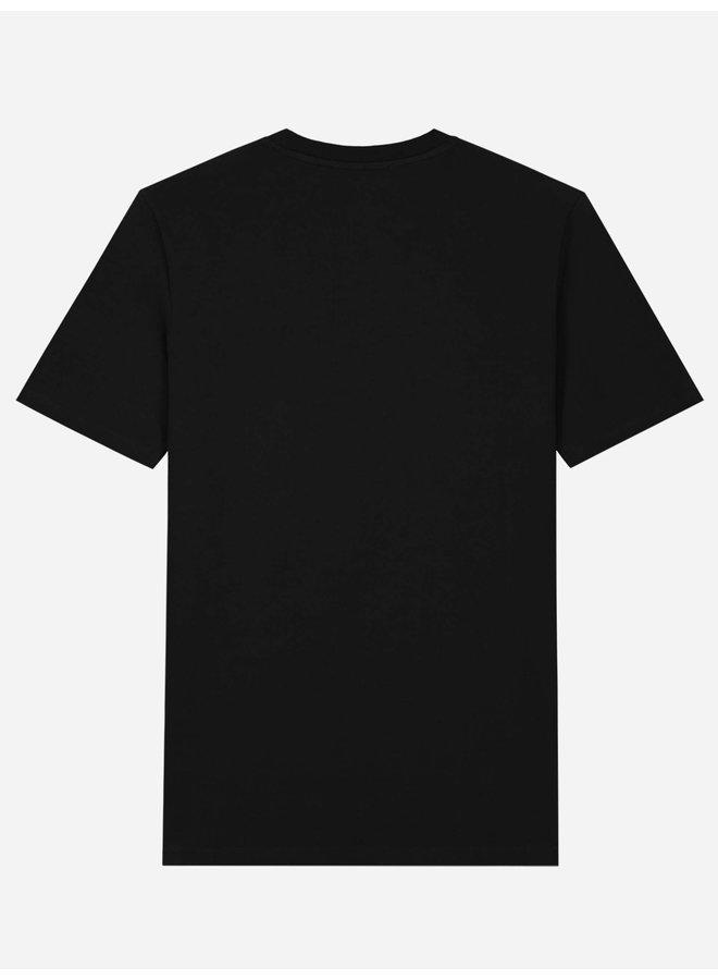 3D Patch Regular T-Shirt