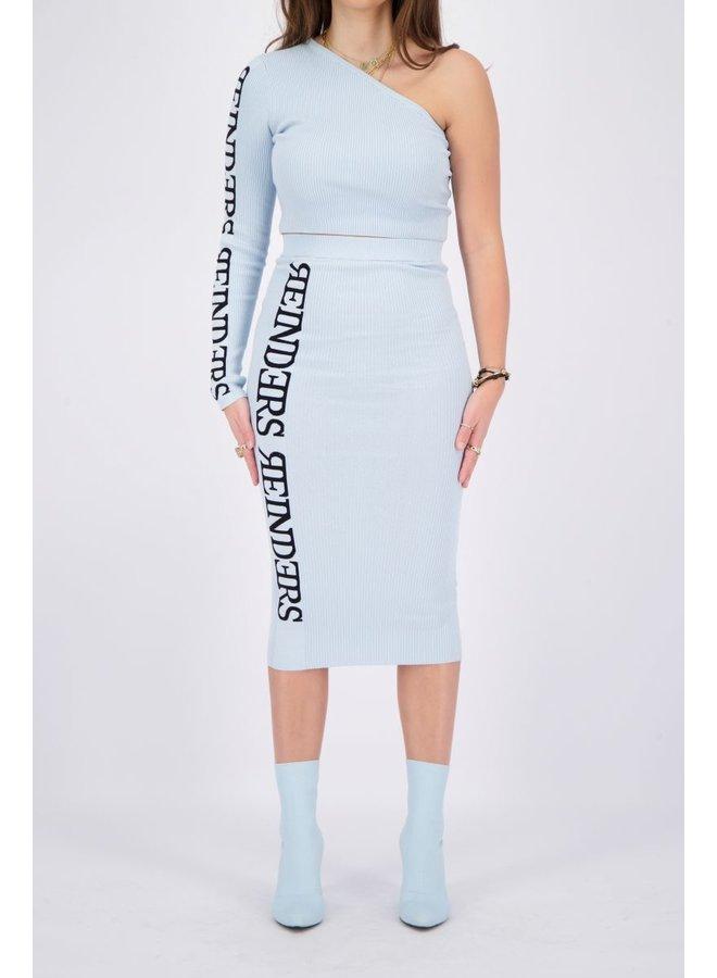 Laila Skirt Baby Blue