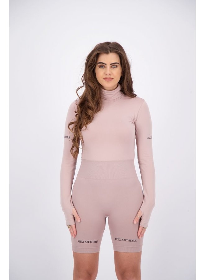 Body Reinders Long sleeve Mauve