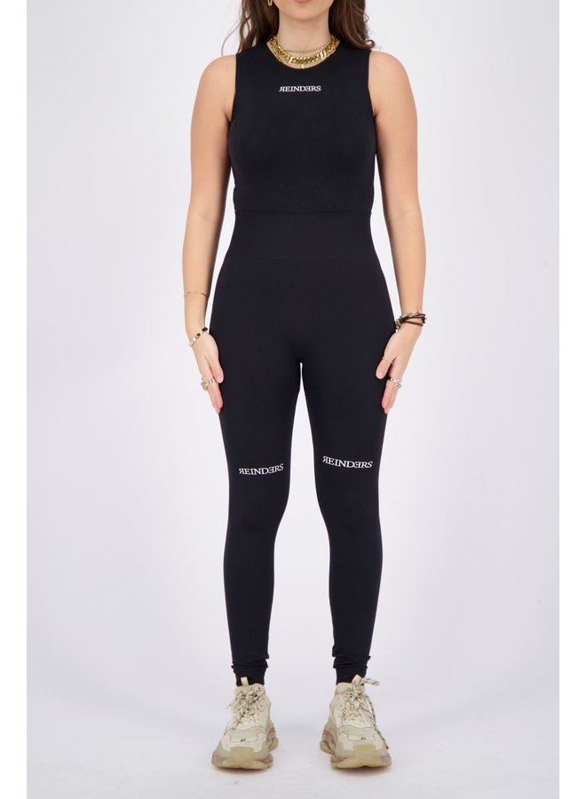 Sport Legging Long True Black