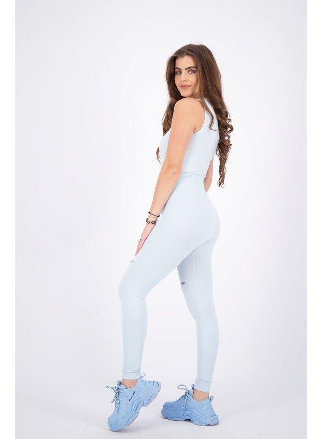 Sport Legging Long Baby Blue