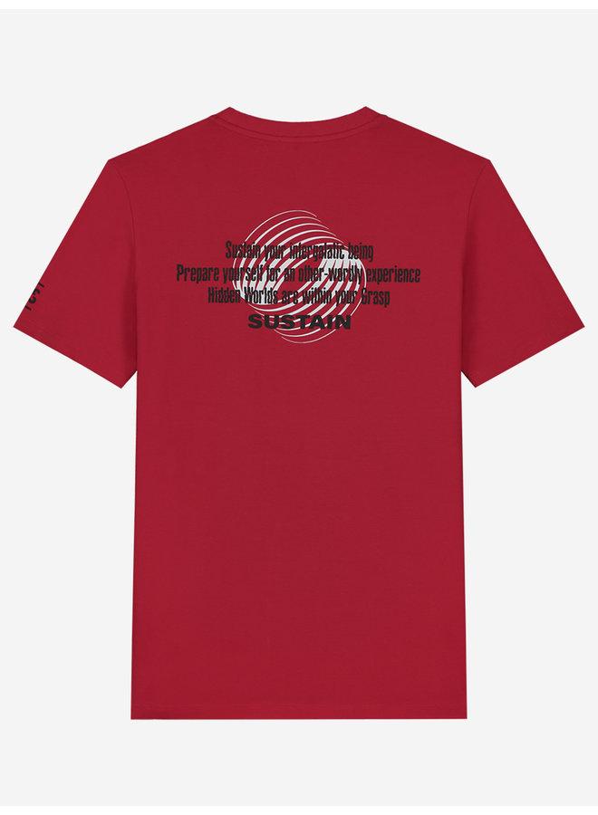 Worlds Regular T-Shirt Jester Red