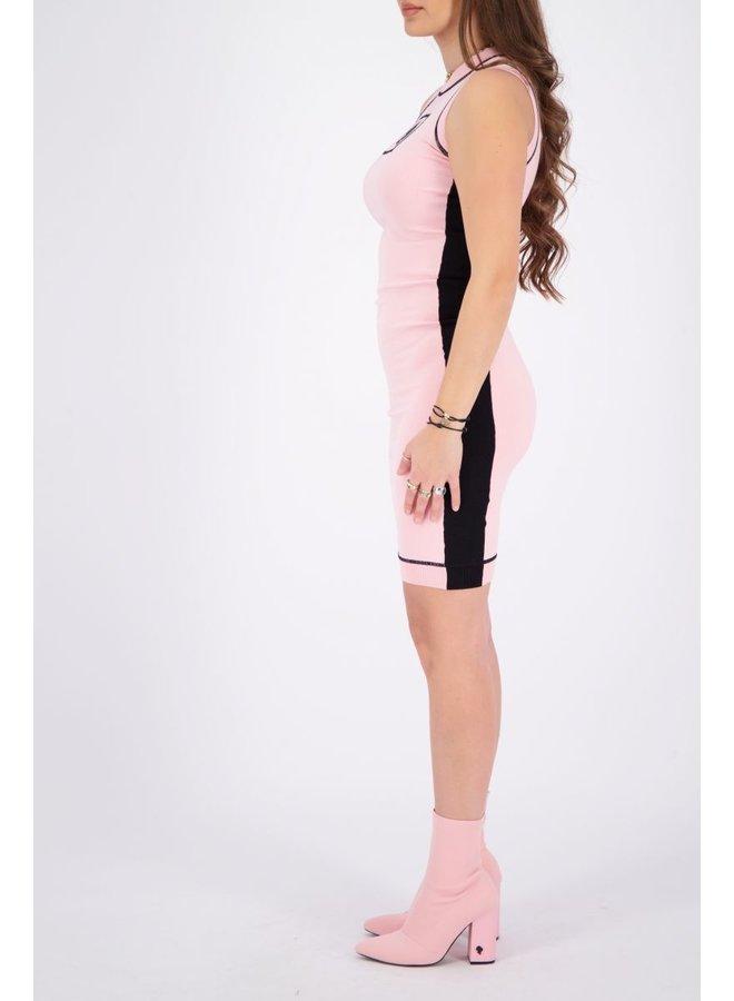 Harley Dress Baby Pink