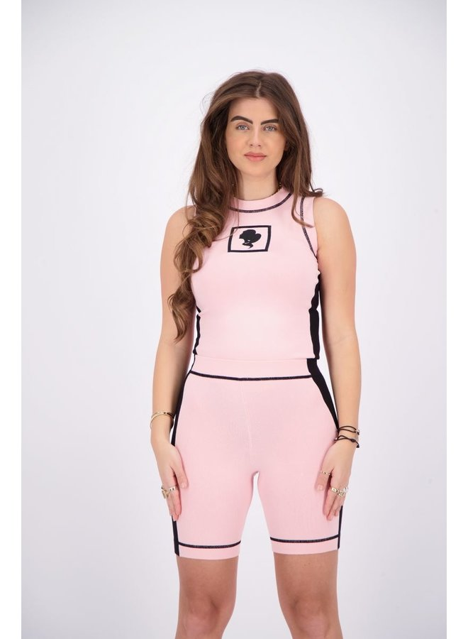 Harley Top Baby Pink