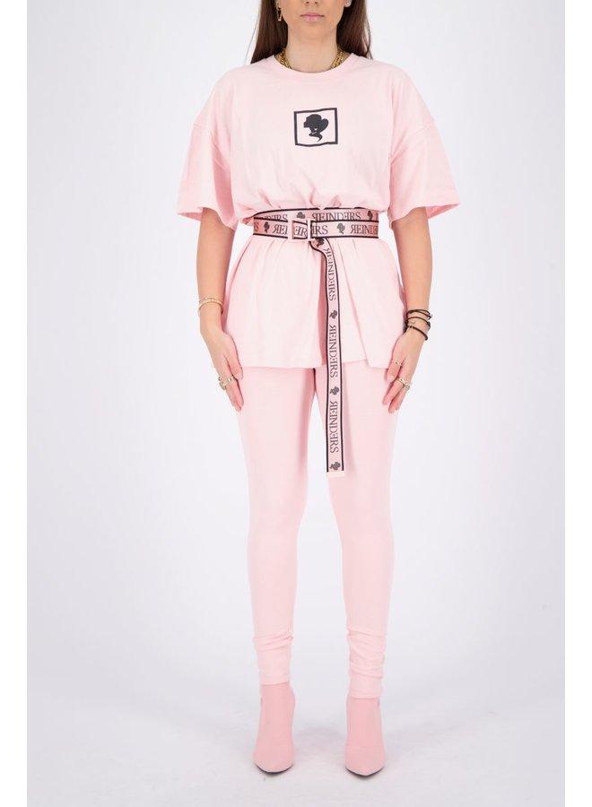 Buckle Belt Baby Pink