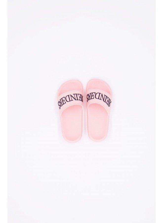 Slides Baby Pink