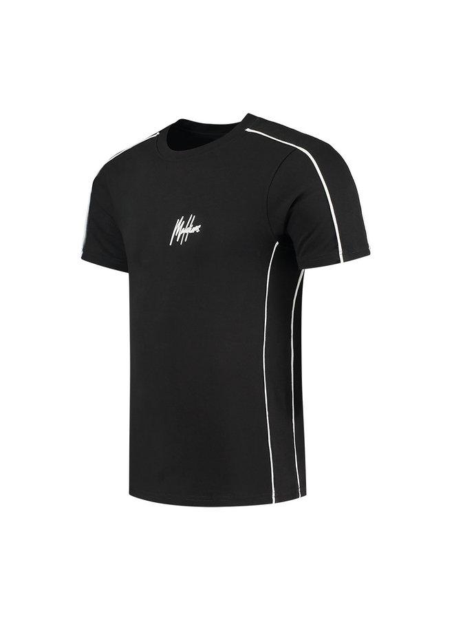 Thies T-Shirt Black/White